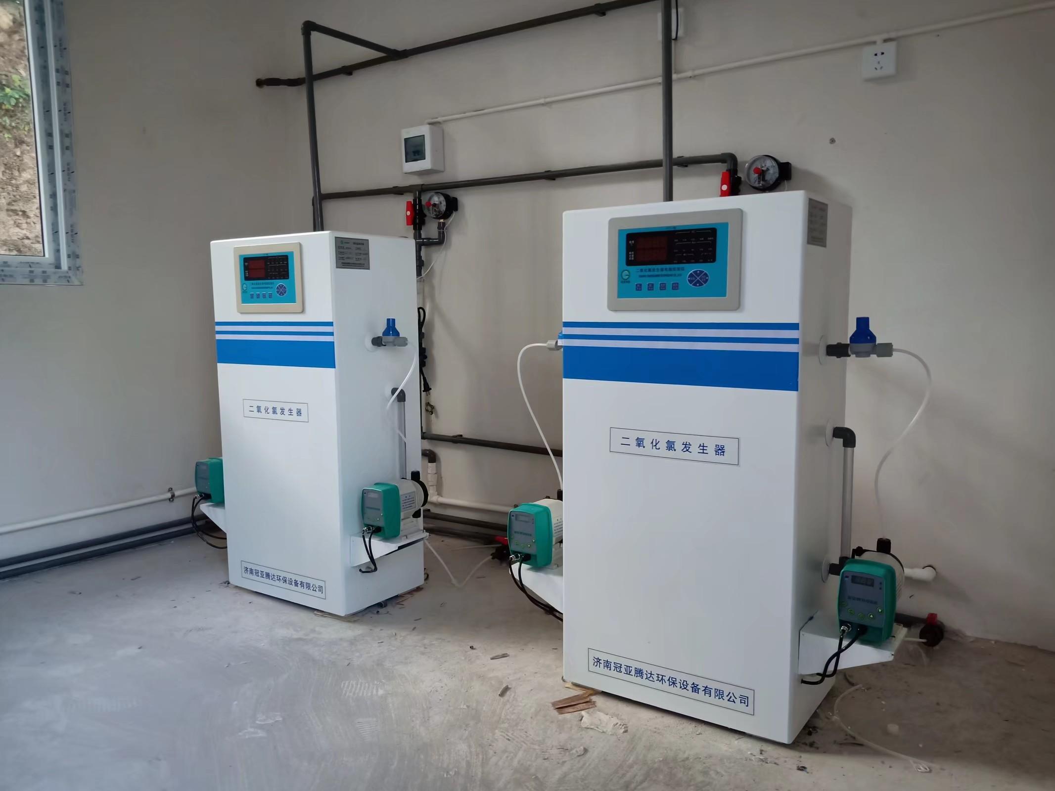 二氧化氯发生器主机