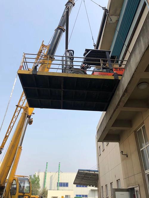 平台吊装厂家