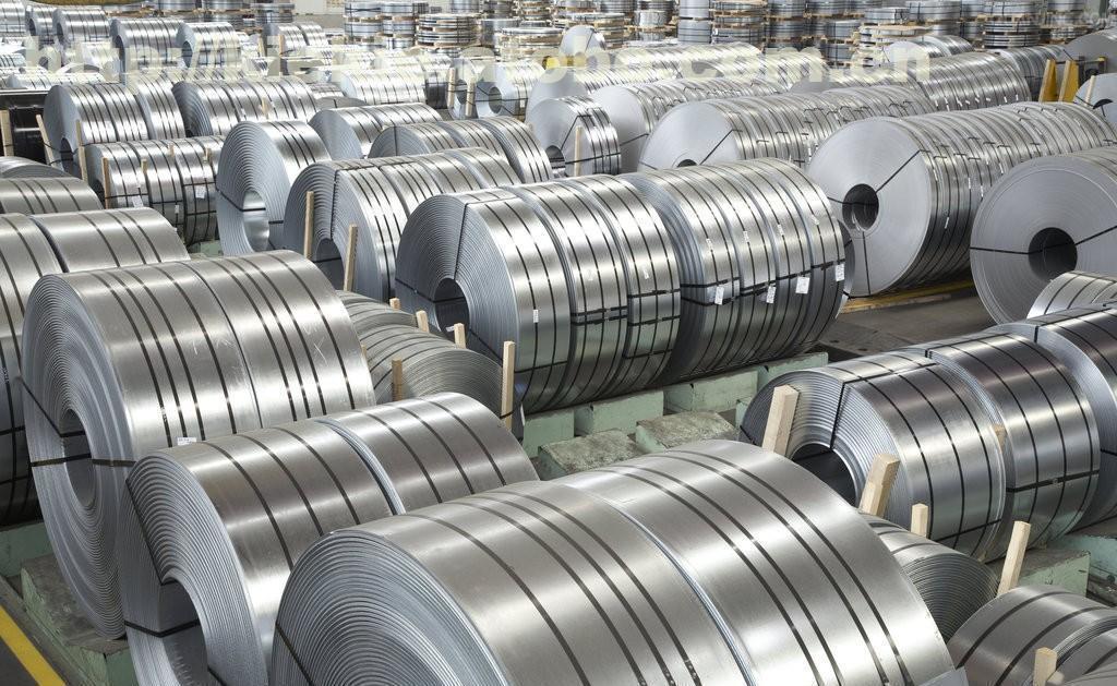 不锈钢钢卷钢带系列