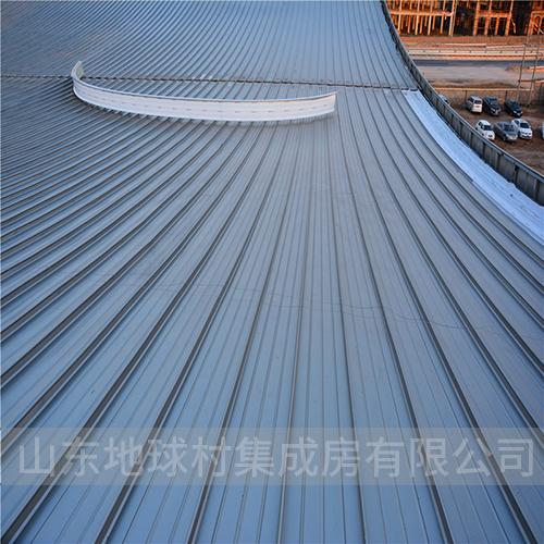 屋面板生产