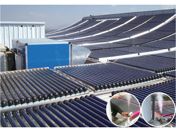 太阳能供热系统