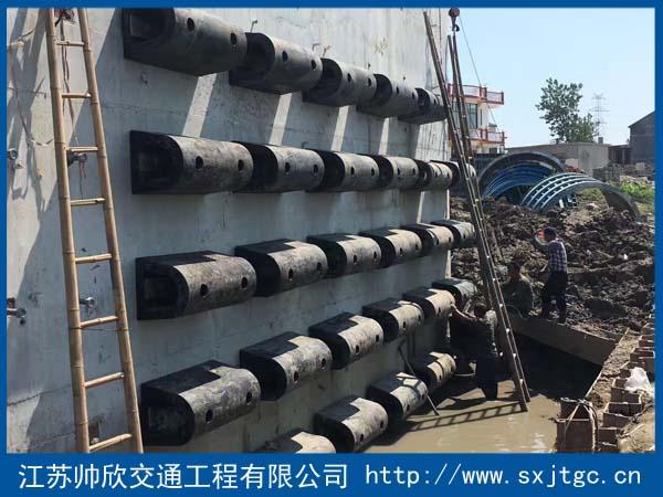 D型橡胶护舷供货商