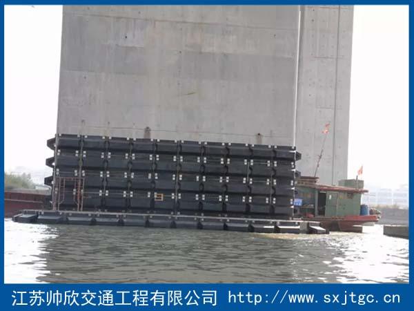 V型拱型橡胶护舷供货商