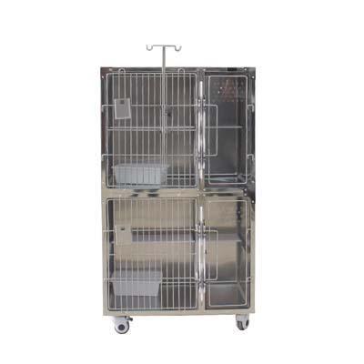 JDAT-868102双层猫用寄养笼