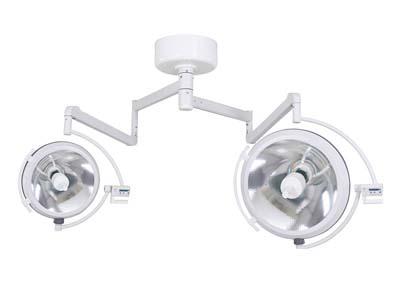 JDAT-ZF700/500 整体反射子母手术无影灯(基础款)