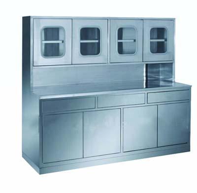 JDMT-866103 双层组合器械柜
