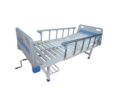 JDMT-860103 ABS床头条式单摇护理床(护栏)
