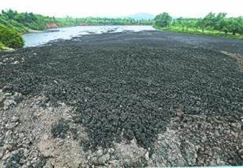 印染污泥处理
