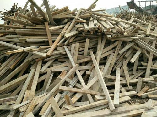 废木头回收