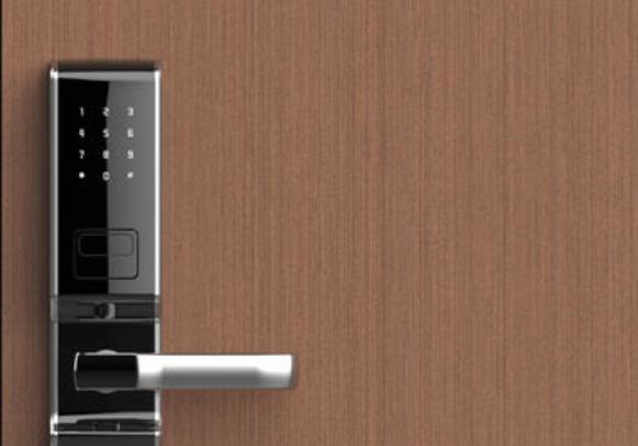 精裝修智能門鎖