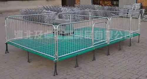 保育床安装