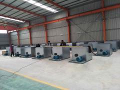 3C风机箱生产现场