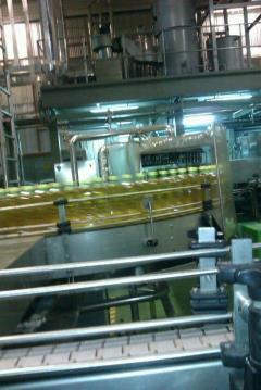 冰绿茶生产线