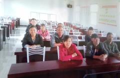 16年八卦葡萄合作社孵化器培训班