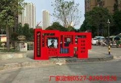 江苏盐城市65台滚动灯箱已发货
