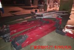 江苏徐州市50台滚动灯箱准备发货