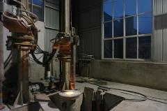 电渣重熔炉