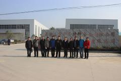 北京专家来访