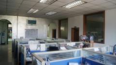 公司办公区域