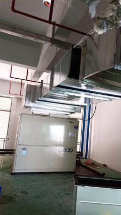 空调安装案例