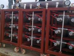 气体集装阁