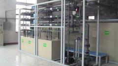 无锡某印染公司的废水处理DFQ系统