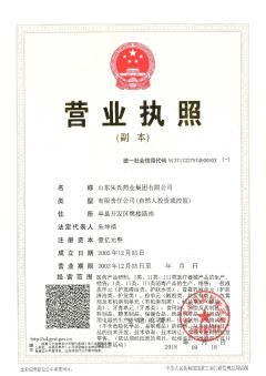 朱氏集团证件