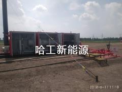 大庆油田使用现场