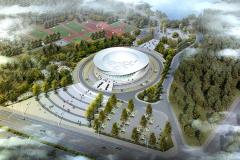 清鎮市體育館