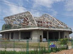 馬鞍山市體育會展  -網球館、游泳館金屬屋面