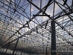 荊門獵豹汽車工業園建設項目裝配聯合廠房9萬平方