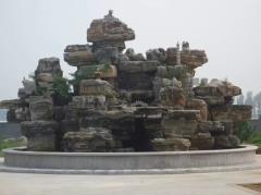 假山石系列