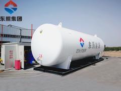 献县功德铸造煤改气项目案例