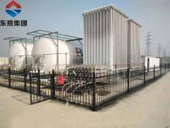 保定高阳毯业煤改气项目案例