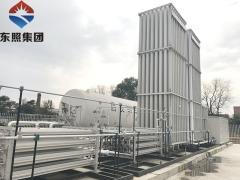 高阳启发纺织煤改气项目案例