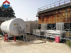 献县西玛铸造煤改气项目案例