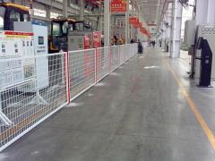 江苏高新科技开发区车间护栏网