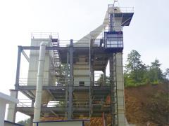 玄武岩机制砂系统
