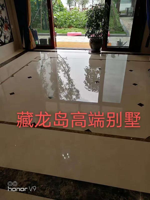 藏龙岛高端别墅