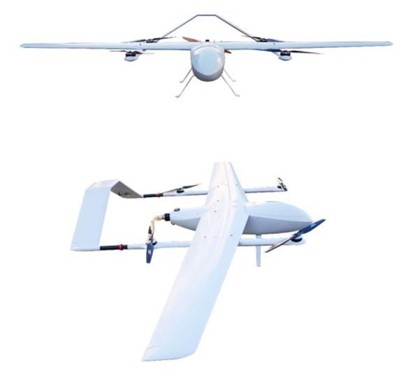VF12E无人机的性能特点