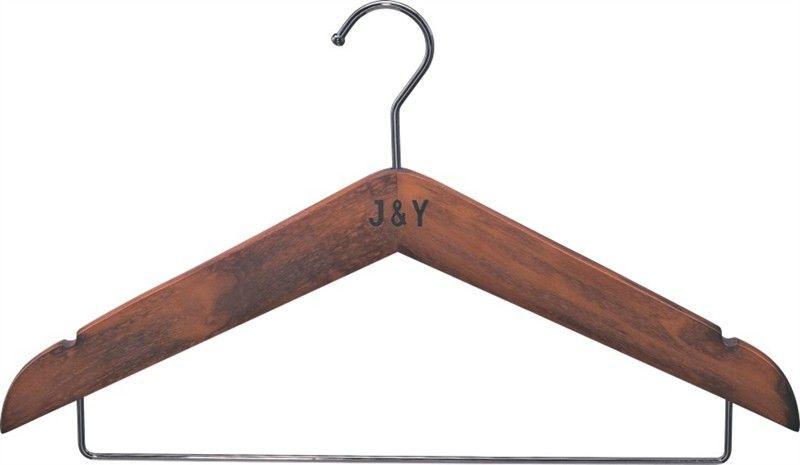 荷木樺木橡木實木松木紅松木曲木夾板木衣架工廠