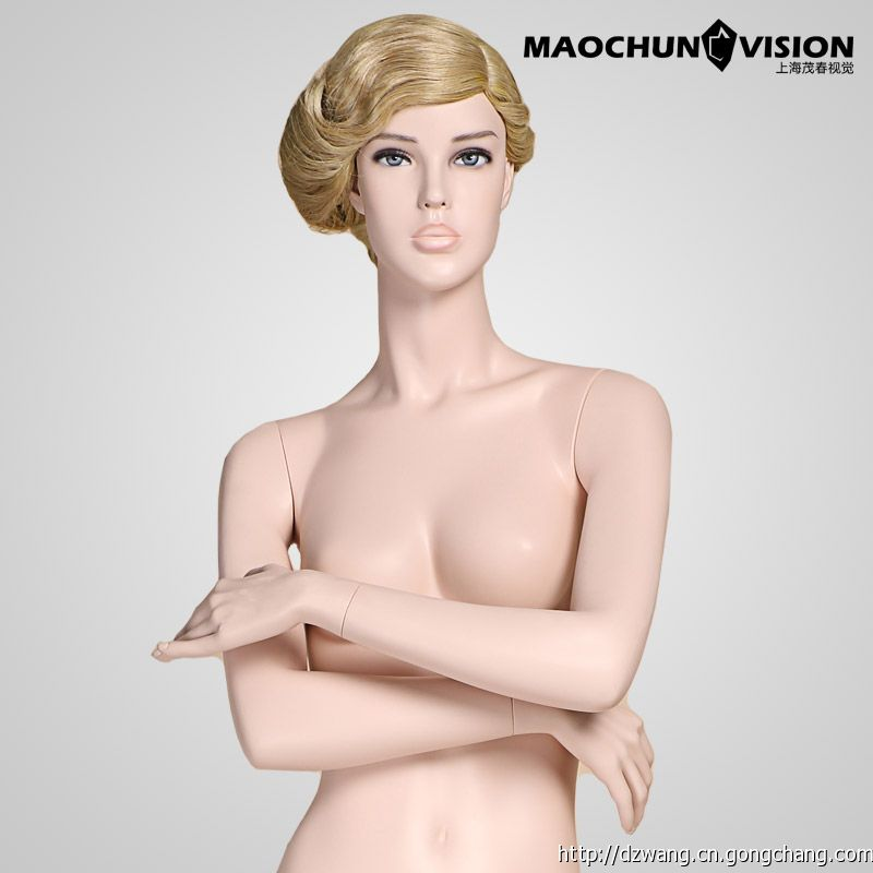 Jennifer系列站姿女裝模特道具