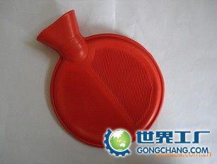 供應BUYTOP 熱水袋/圓形 天然橡膠