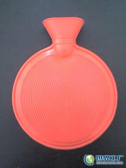 供應BUYTOP 熱水袋/圓形 天然橡膠 大號