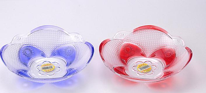 亞克力果盤塑料水果盤