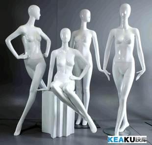 上海杰靚服裝模特展示模特