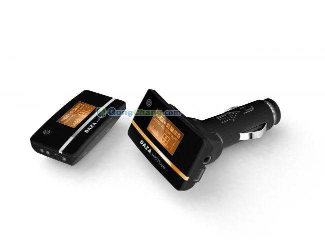 厂家直供DAZA 车载MP3发射器CAR mp3