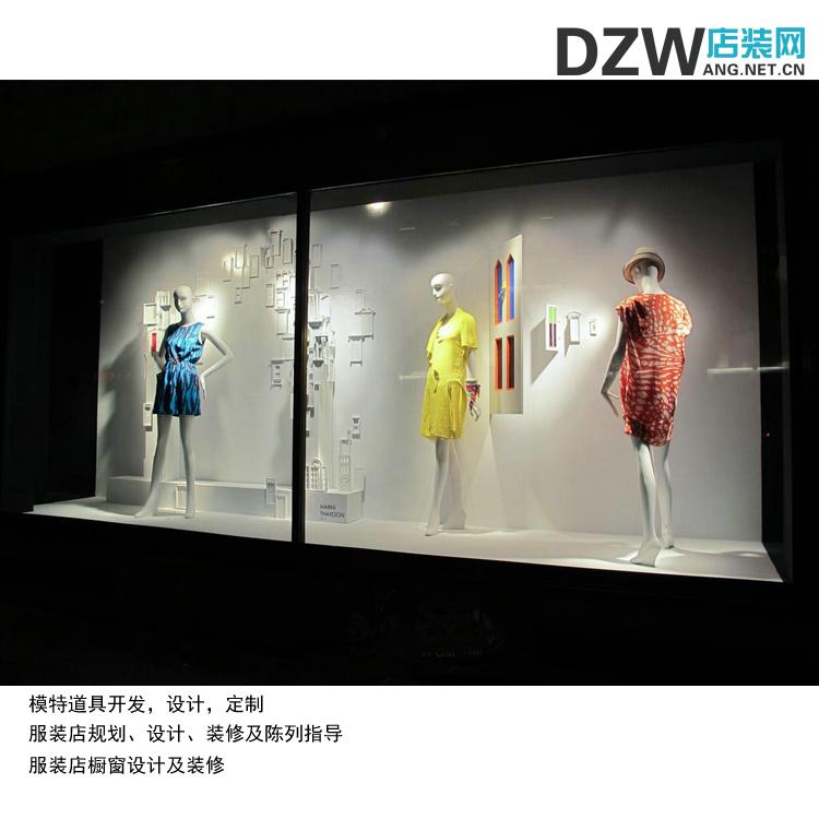 服装模特 展示道具