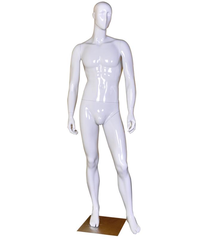 深圳金婭服裝模特 品牌服裝男模 玻璃鋼假人模特兒 休閑模特兒