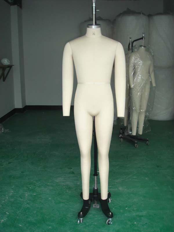 供應高級歐碼男裝板房裁剪服裝模特